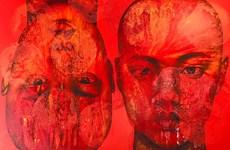 Thai artist's paintings introduced in Hanoi