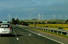 Quang Tri: Over 225 mln USD to be invested in wind power projects