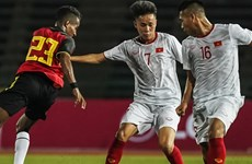 AFF U22 Champs: Vietnam's win against Timor Leste hailed by foreign media