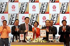 Masan named as main sponsor of V-League 2019