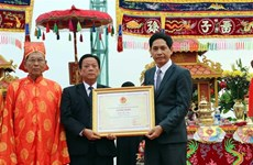 Whale worship festival in Da Nang recognised as intangible heritage