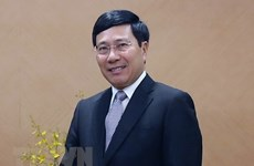 Deputy PM: Vietnam treasures strategic partnership with Germany