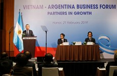 Vietnam, Argentina seek ways to cement economic partnerships