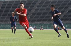 AFF U22 Championship: Vietnam tops Group A, entering semi-finals