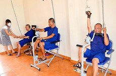 Thua Thien-Hue begins USAID-funded disability healthcare project
