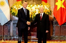 Vietnam, Argentina issue joint statement