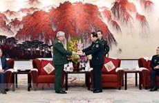 Vietnam, China bolster defence cooperation