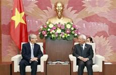 NA Vice Chairman hosts Thai chief judge
