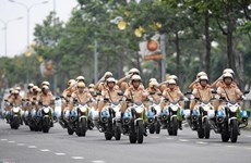 Hanoi police work to ensure security for DPRK-USA summit