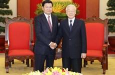 Vietnam, Laos enjoy thriving partnership in all fields