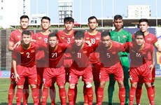 AFF U22 Championship: Vietnam to play Indonesia in semi-finals