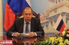 Russian Foreign Minister praises growing Vietnam-Russia ties