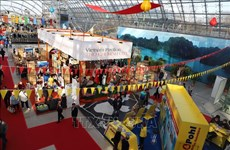 Vietnam attends Leipzig Trade Fair in Germany