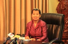 Vietnam-Cambodia ties to develop robustly in future: official
