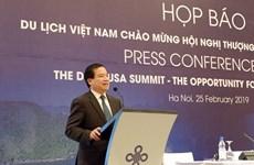 Summit to help Vietnam's tourism put best foot forward