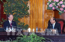 PM welcomes Japan commerce chamber to shift investment to Vietnam