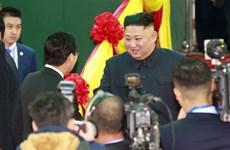 DRPK media highlights Kim's trip to Vietnam