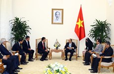 PM asks Thai group to continue investment in Vietnam