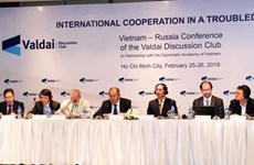 Seminar on int'l cooperation in changing world closes