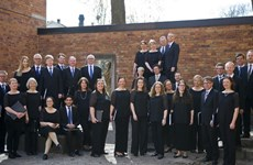 Swedish choir celebrates bilateral diplomatic ties