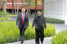 Trump, Kim to have dinner together on Feb 27