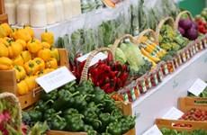 February's consumer price index up 0.8 percent