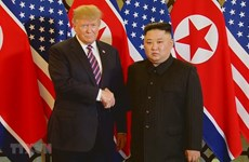 DPRK, US leaders discuss extensively to reach considerable progress, says KCNA