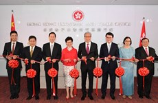Hong Kong opens economic and trade office in Thailand