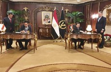 Indonesia, Egypt forge cooperation to eradicate terrorism