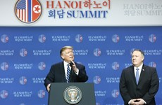 President Trump: DPRK commits no nuclear, ballistic missile tests