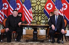 White House reveals agenda of DPRK-USA Hanoi Summit's second day