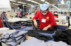 Hanoi earns 2.24 billion USD from exports in two months