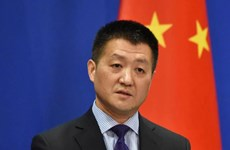 China suggests UN Security Council discuss DPRK sanctions relief