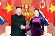 Vietnam treasures traditional friendship with DPRK: NA Chairwoman