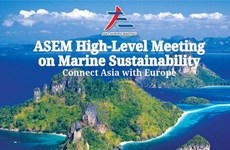Thailand to host ASEM High-Level Meeting on Marine Sustainability