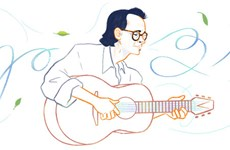 Late talented composer commemorated on Google