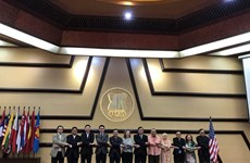 ASEAN-US Joint Cooperation Committee convenes 10th meeting