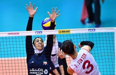 DPRK club wins Vietnam Int'l Women's Volleyball Tournament