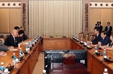 HCM City welcomes Japanese investors: municipal leader