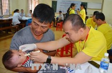 Free surgeries for children with cleft lip, palate in Ninh Binh