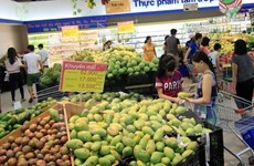 Prices in Hanoi go up in February
