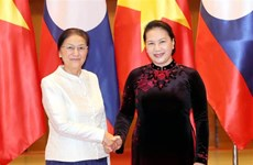 Lao top legislator hails Vietnam's organisation of DPRK-USA summit