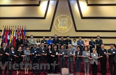 Progress in ASEAN Political-Security Community building reviewed
