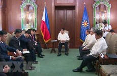 Vietnam, Philippines discuss ways to boost cooperative ties