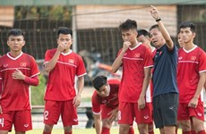 Vietnam in difficult group at regional U19 champs