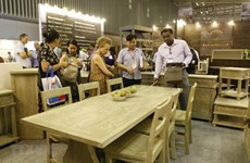 Vietnam int'l furniture, home accessories fair opens