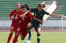 Vietnam lose to Australia in AFC U16 Women's Champs qualifier