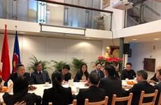 Civil aviation delegation on working trip to Netherlands
