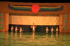 Egyptian artists to perform water puppetry in Hanoi