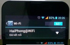 Hai Phong offers free wifi to 10 workers' rental house areas